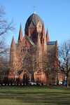 Heilig-Kreuz-Kirche in Kreuzberg