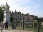 Blick auf Deutsches historisches Museum