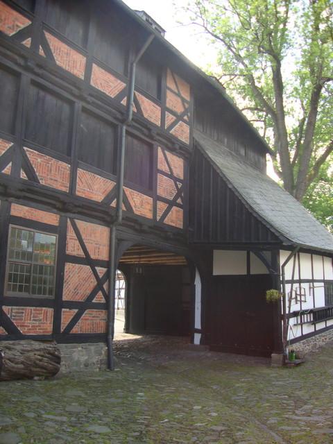 Siemenshaus Innenhof