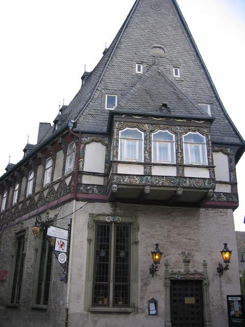 Hotel Brusttuch