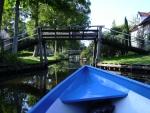 Bootsfahrt durch Giethoorn