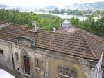 Coimbra vista de la universidad