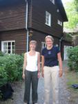Simone Seitz und Claudia Schomaker in Ahlhorn