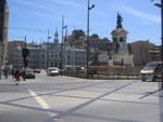 Valparaiso Plaza Sotomayor