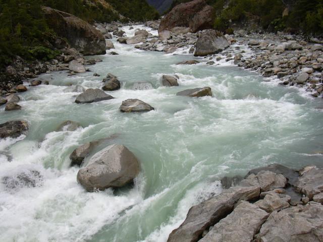 cl11 rio glacier colgante